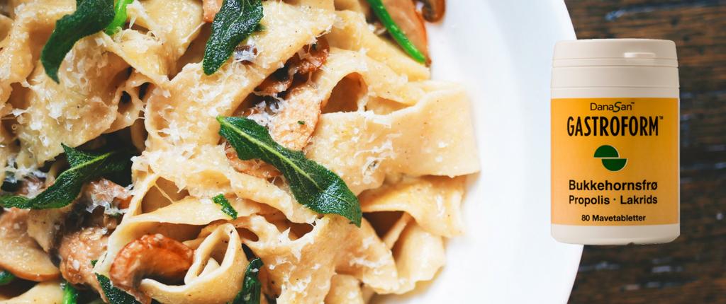 Gastrofrom - Spis med ro i maven